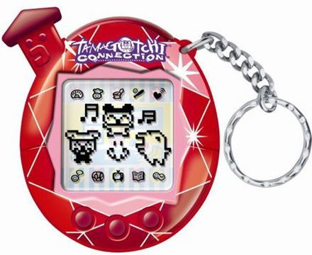 Tamagotchi Connection V5, ahora con familia