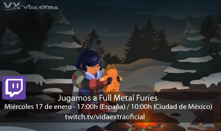 Streaming de Full Metal Furies a las 17:00h (las 10:00h en CDMX) [finalizado]