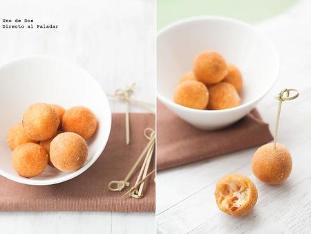 Receta De Croquetas De Chorizo Caseras 1