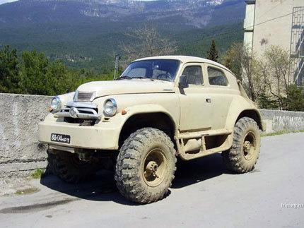 GAZ M-72