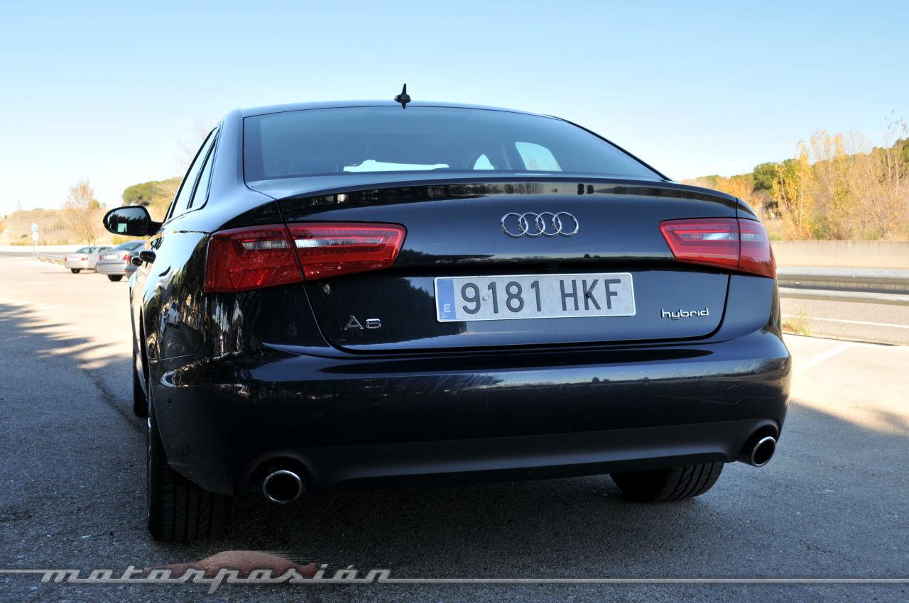 Foto de Audi A6 hybrid (prueba) (77/120)