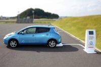 Daimler y Nissan tampoco quieren cables para recargar sus vehículos eléctricos