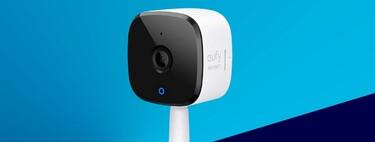 Tu casa siempre vigilada con la cámara de seguridad eufy de alta resolución para HomeKit: de oferta a poco más de 30 euros