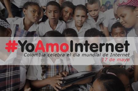 Colombia celebra el día del Internet
