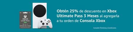 Xbox Game Pass en oferta en México