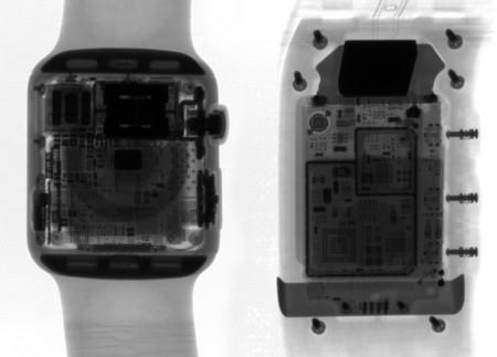 Comparativa Apple Watch y Nike+ Sport GPS