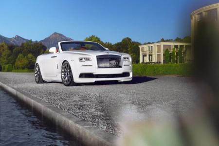 Spofec lleva el Rolls-Royce Dawn hasta los 686 CV