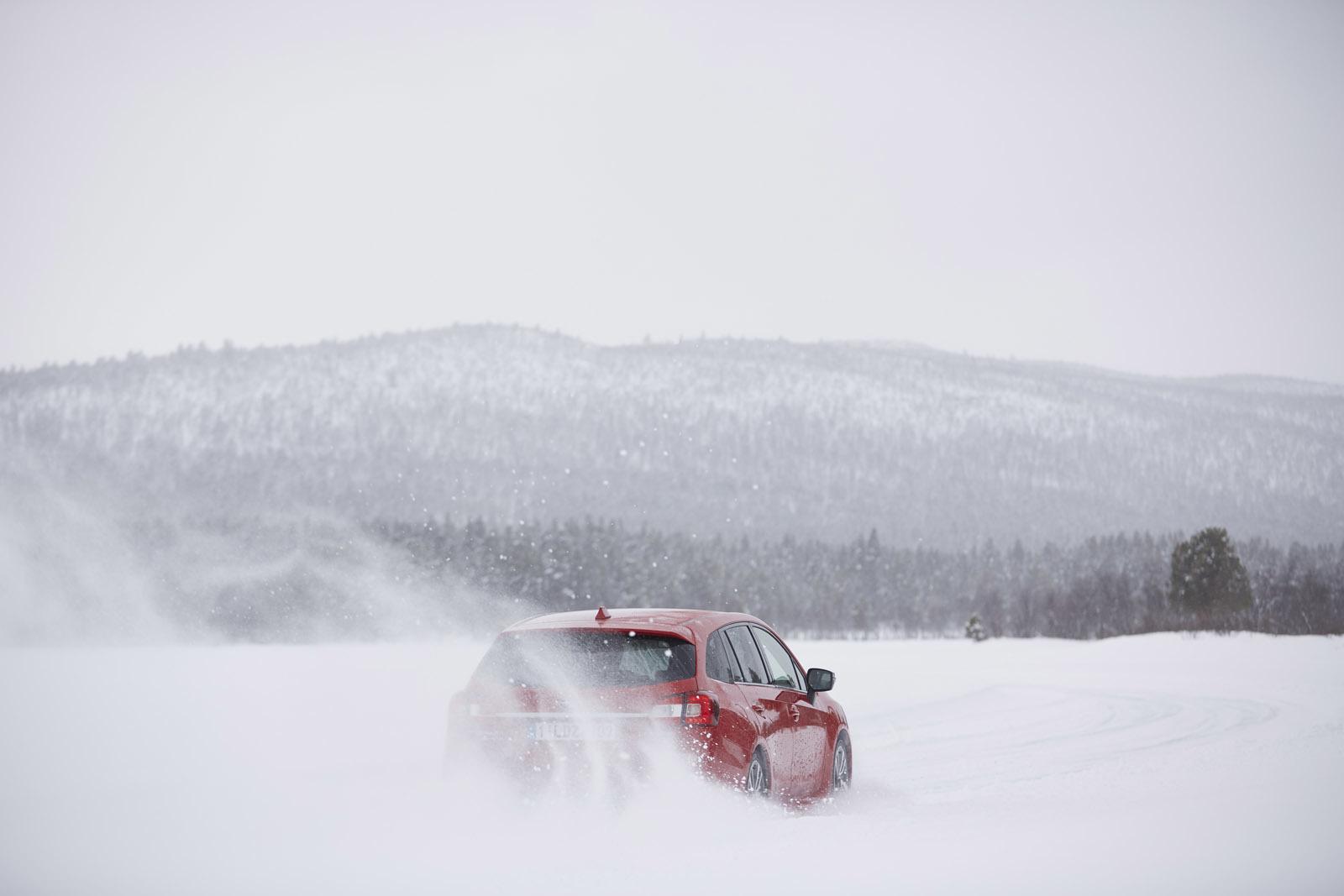 Foto de Subaru Snow Drive 2016 (38/137)
