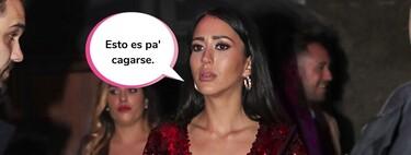 """El Día de Reyes de Aurah Ruiz que acabó en """"intoxicación máxima"""" (y su 'profunda' reflexión sobre la pobreza)"""
