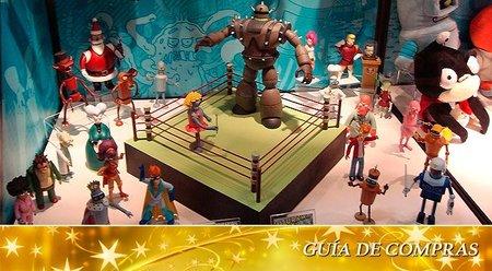Guía de compras de Navidad 2011: Merchandising (I)
