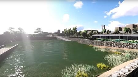 México ganó el concurso de diseño sustentable más importante del mundo con 'La Quebradora' el parque que estará en Iztapalapa