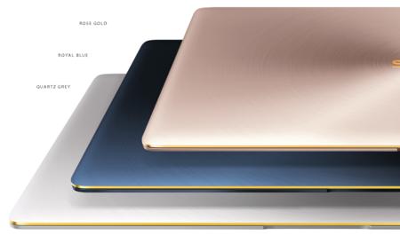 Asus Zenbook 3 Intel Kaby Lake Colores
