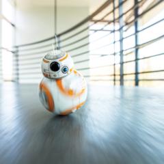 Foto 1 de 5 de la galería droide-bb8-star-wars en Compradicción