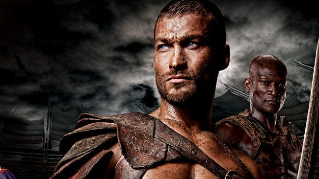 Spartacus Andy Whitfield Starz Cancer Lynphoma Linfoma