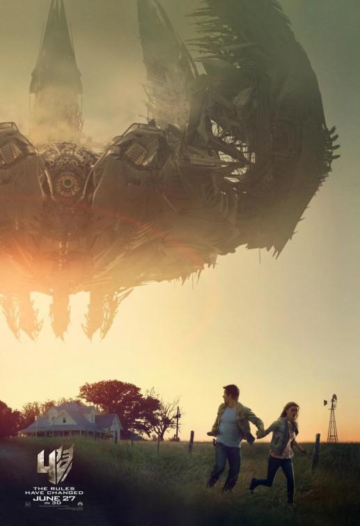 Foto de 'Transformers: La era de la extinción', carteles (8/17)