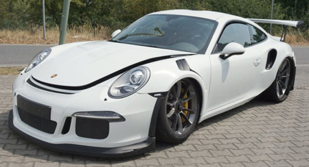 Dolorpasion 911 GT3 Rs Sobrino