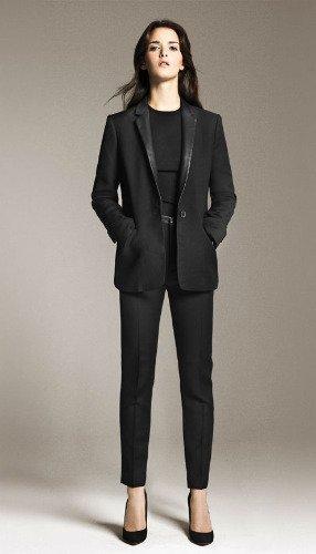 Trajes de chaqueta y pantalon mujer zara