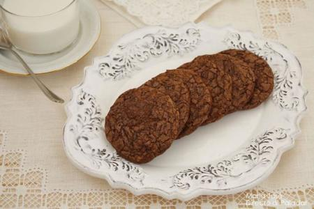 Cookies de chocolate. Receta
