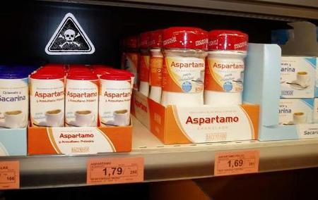 El problema del aspartamo