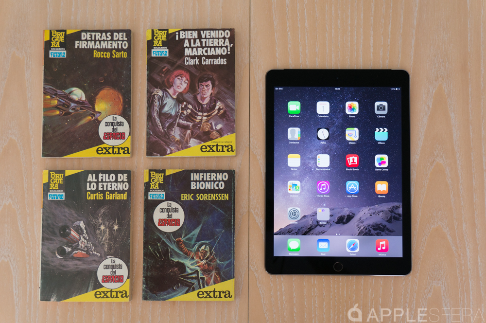 Este es el iPad Air 2
