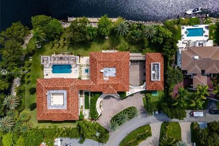 Mansión en venta Miami