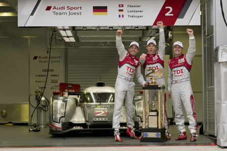 24 horas de Le Mans 2012: Truth in 24 II