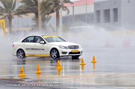 Presentación y prueba Dunlop Sport BluResponse