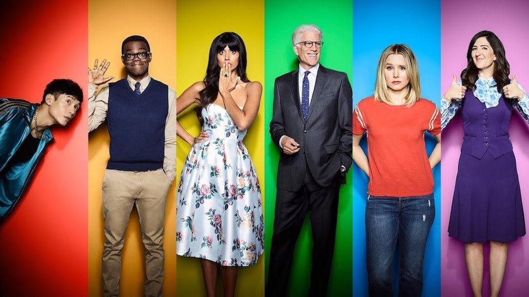 The Good Place': quién nos iba a decir que una serie sobre ética, moral y  la vida en el más allá sería una de las comedias del momento