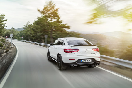 Mercedes Amg Glc 63 4matic Coupe 145