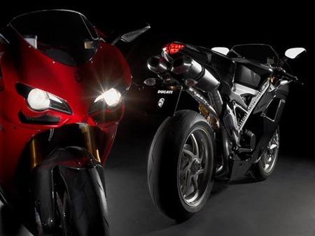Ducati 1198, también filtrada a la prensa