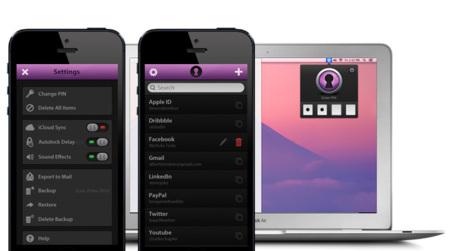 PassLocker, almacena de forma segura todas tus contraseñas