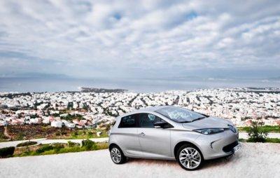 Las ventas del Renault ZOE se disparan allí donde se ofrece con baterías en propiedad