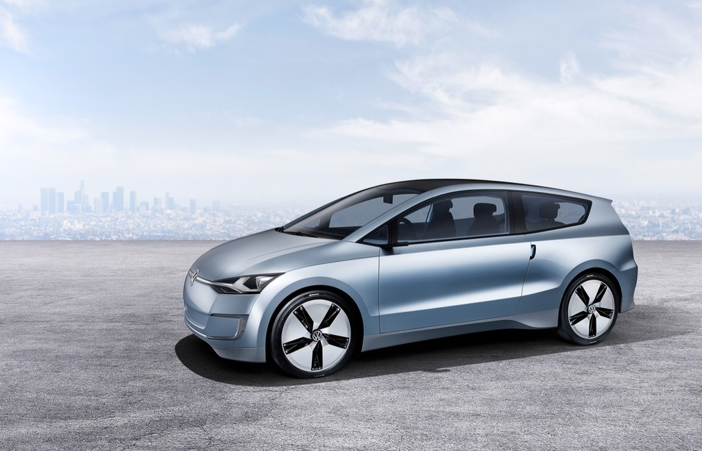 Foto de Volkswagen Up! Lite Concept (1/18)