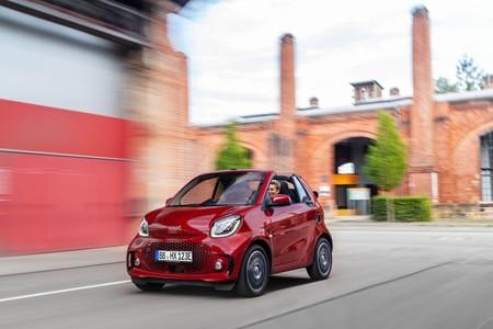 Los Smart EQ Fortwo y Forfour cambian de imagen hacia la transformación eléctrica de la marca