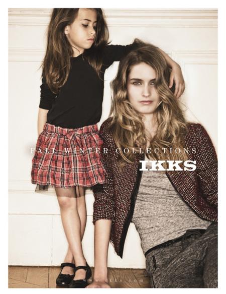 Catálogo IKKS Otoño-Invierno 2012/2013: prêt-à-porter para la ciudad