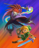 El mal acecha en este vídeo de 'The Legend of Zelda: A Link Between Worlds'
