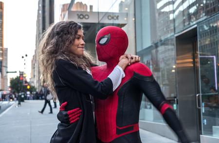 Spider Man Lejos De Casa