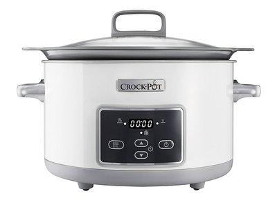 Por 89 euros tenemos la olla de cocción lenta Crock-Pot Duraceramic Csc026X en Amazon