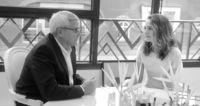 Natalie Portman visita a François Demachy, el creador de los perfumes Dior en su laboratorio, y Trendencias os lo muestra