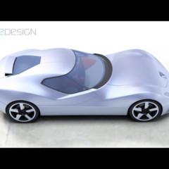 Foto 3 de 6 de la galería toyota-2000-sr-concept en Motorpasión