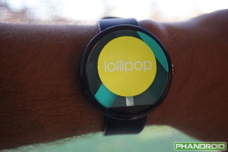 Android Wear 5.0 (Lollipop), se filtran sus primeras novedades