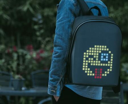 Mochila Divoom Pixel