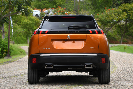 Peugeot 2008 2021 Opiniones Mexico 8