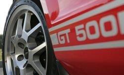 2007 Shelby GT500 Convertible, 500 CV al aire libre