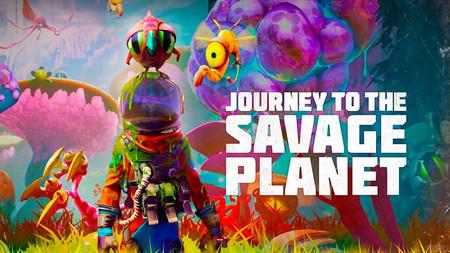 Análisis de Journey to the Savage Planet, una cómica aventura que sufre intentando mantener el ritmo