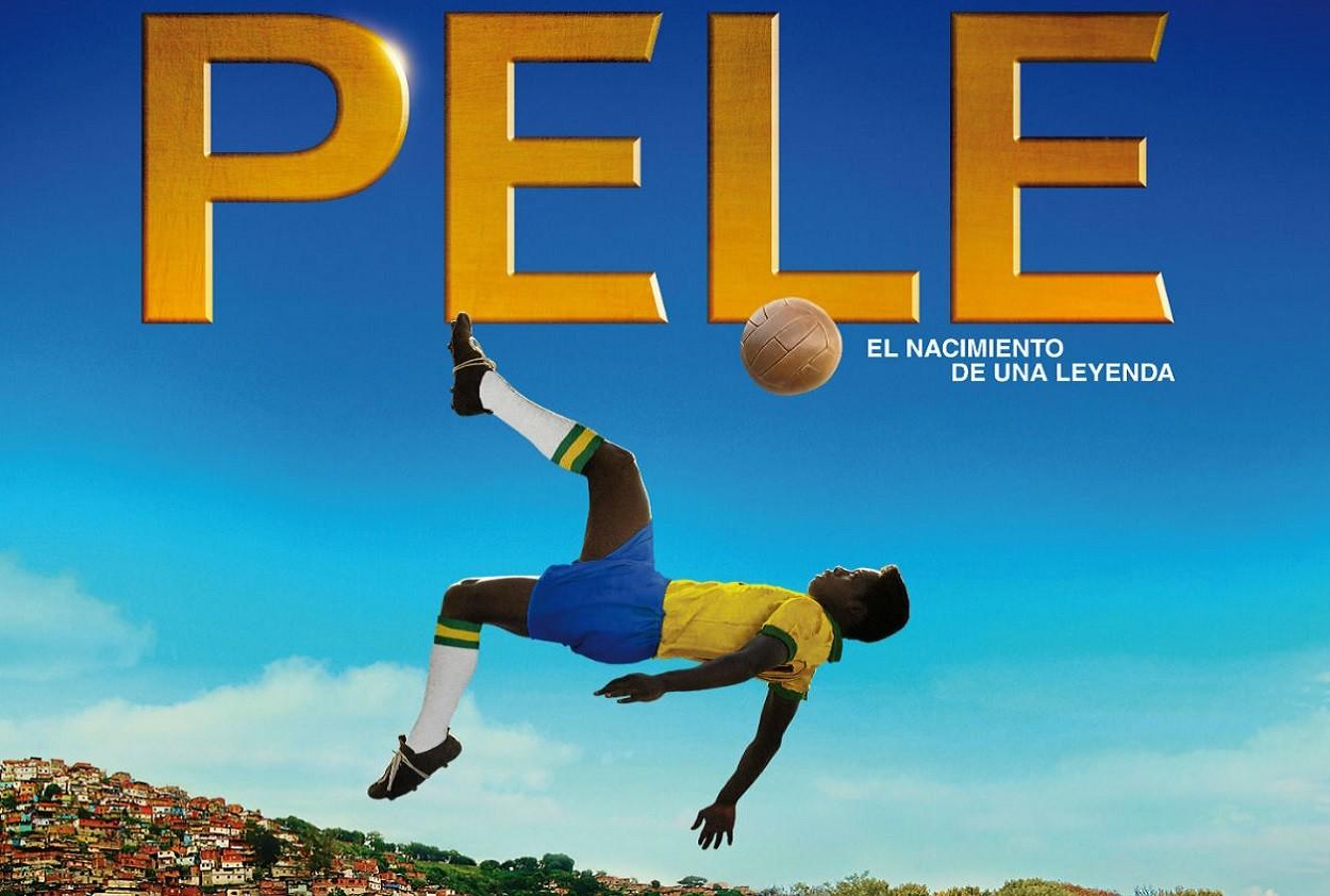 Pelé, el nacimiento de una leyenda', el rey del fútbol merecía algo mejor