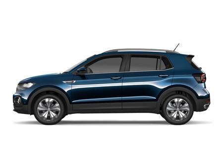 Volkswagen T Cross 2020 Mexico 2