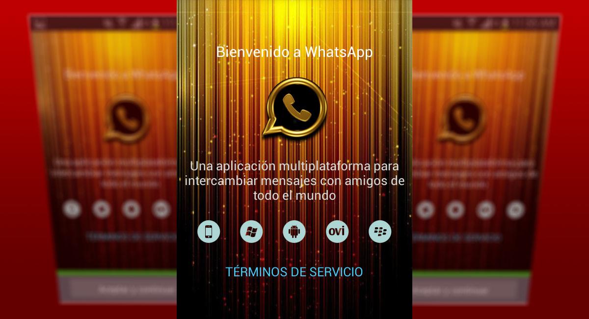 Qué Es Whatsapp Gold Y Por Qué Deberías Huir De él Como Si Fuera La