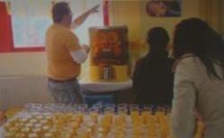 Proyecto Laranxa (Naranja), hábitos alimenticios saludables
