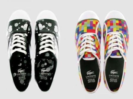 Zapatillas Lacoste Rene celebran el aniversario de la tienda Sneakernstuff